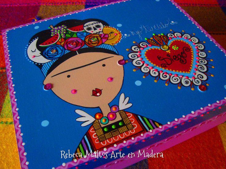 https://flic.kr/p/oj8HUc   Caja Frida Kahlo