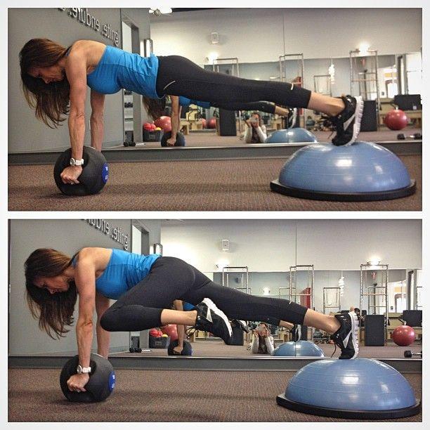 Bosu Ball Side Plank: 28 Best IFBB Pro Images On Pinterest