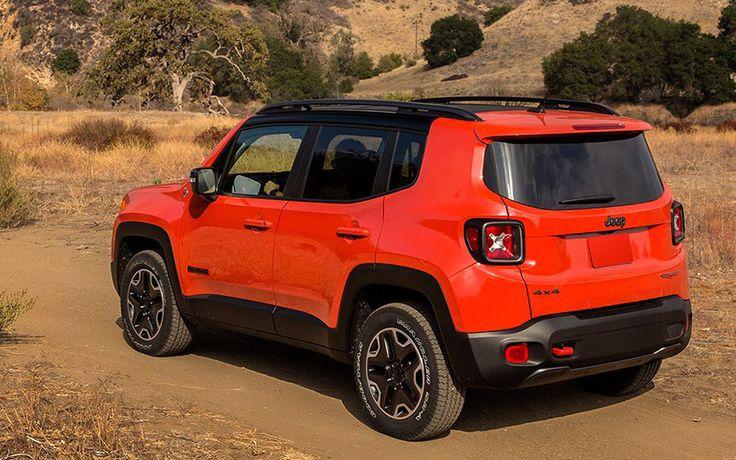 Luxury 2016 Renegade Jeep