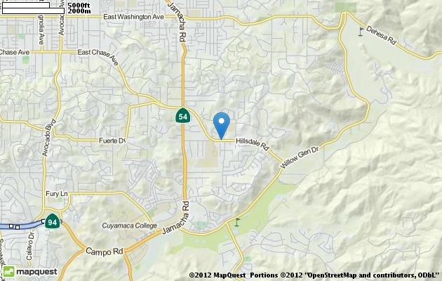 Rancho San Diego Burrito Run | El Cajon, California 92019 | Saturday, February 16, 2013