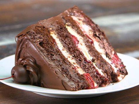 Easy Black Forest Cake image