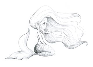 la fiancée au beurre salé:     Illustration©emmanuelle colin Je travaille su...