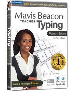 Buy Avanquest Mavis Beacon Teaches Typing Platinum Edition at Argos.co.uk, visit Argos.co.uk to shop online for Laptop and PC software