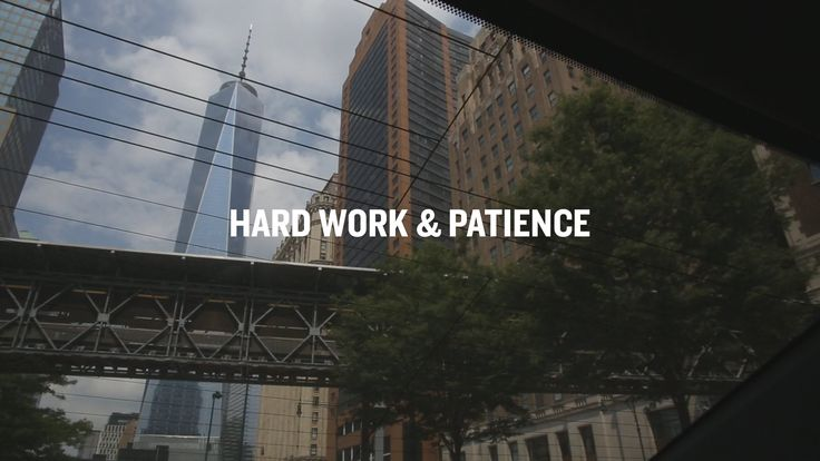 Hard Work & Patience - A Gary Vaynerchuk Original Film