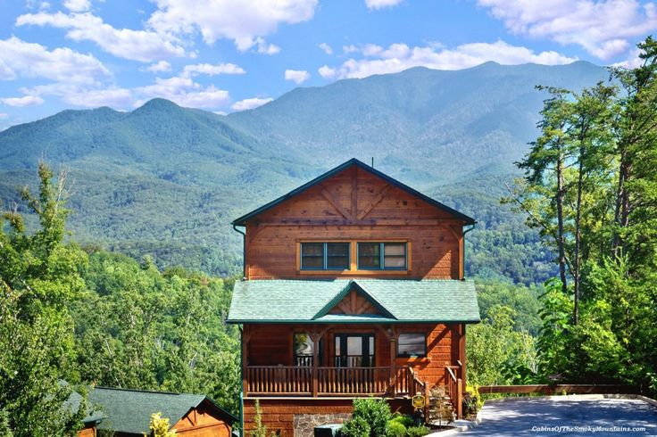 Passion peak romantic getaway rental cabin in for Tennessee winter cabins