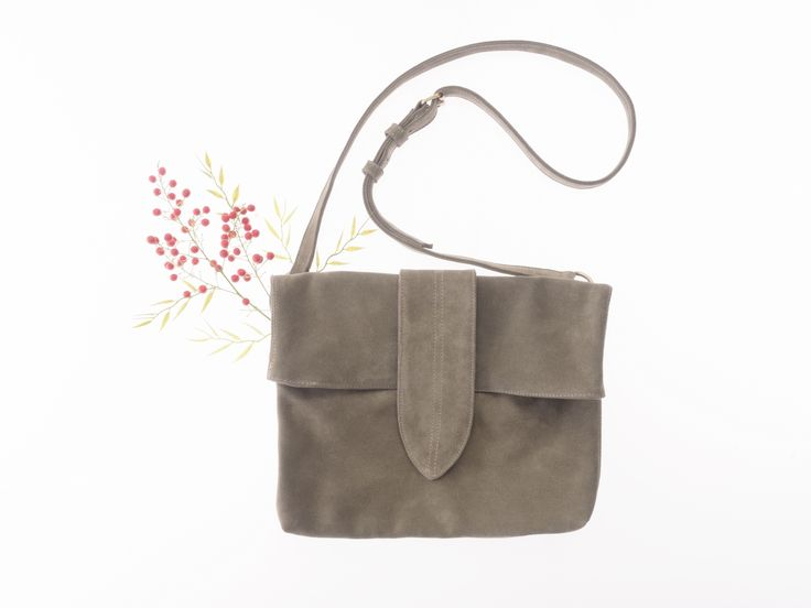 Thaleia shoulder New Leaves collection by HappyM #happym #leatherbag #shoponline