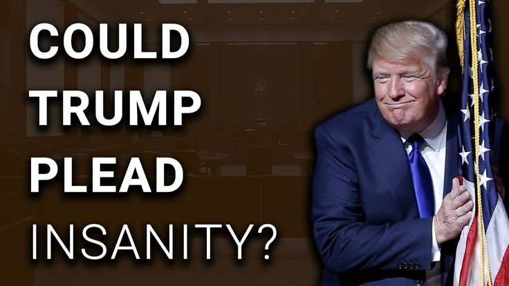 "Is An ""Insanity"" Defense from Donald Trump Likely?"