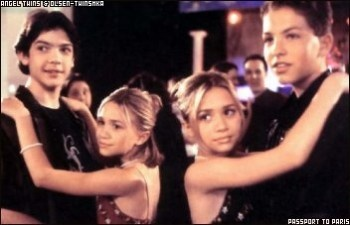 Growing up with the Olsen Twins