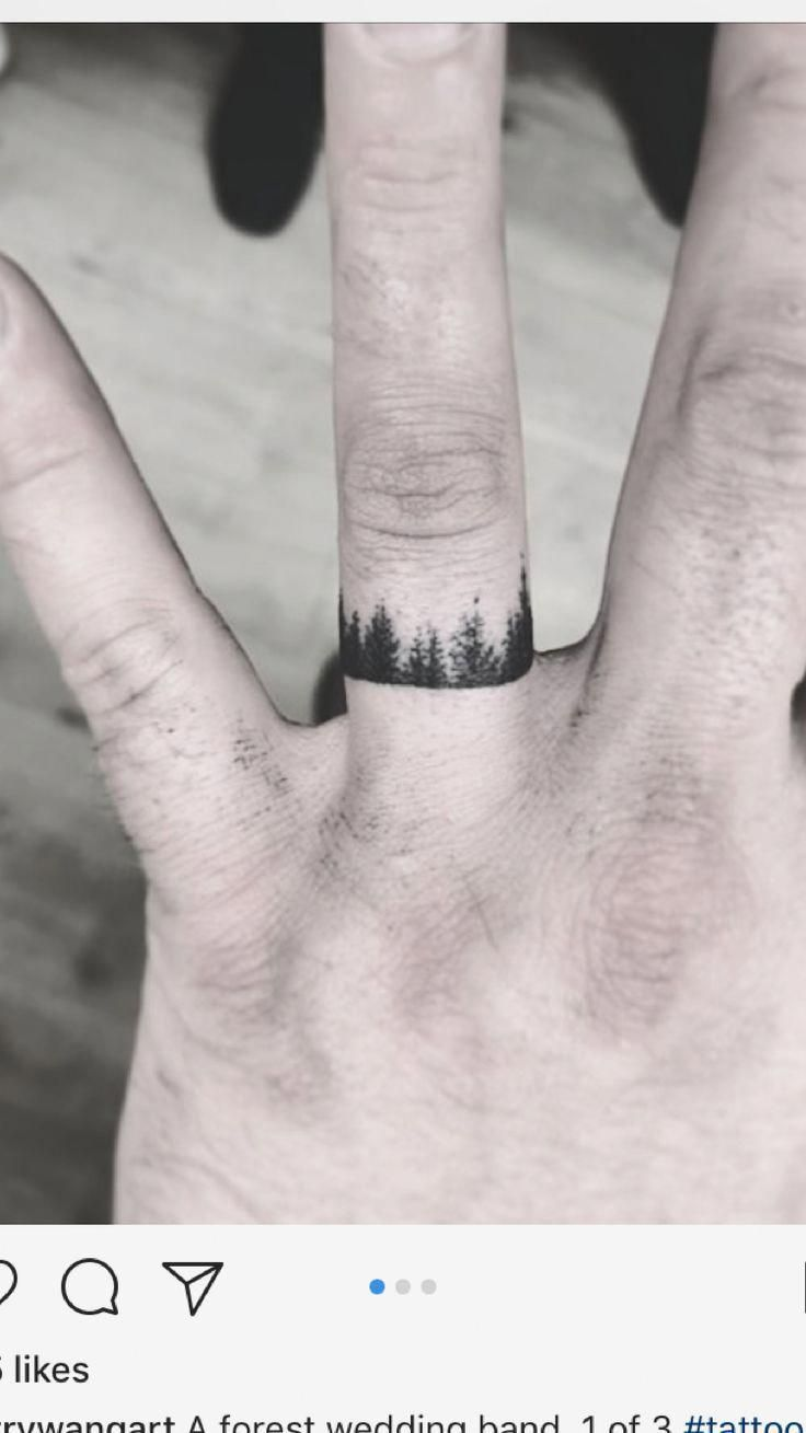 b35876601 Small Tattoo Idea | Small wrist tattoos | Wedding band tattoo, Ring ...