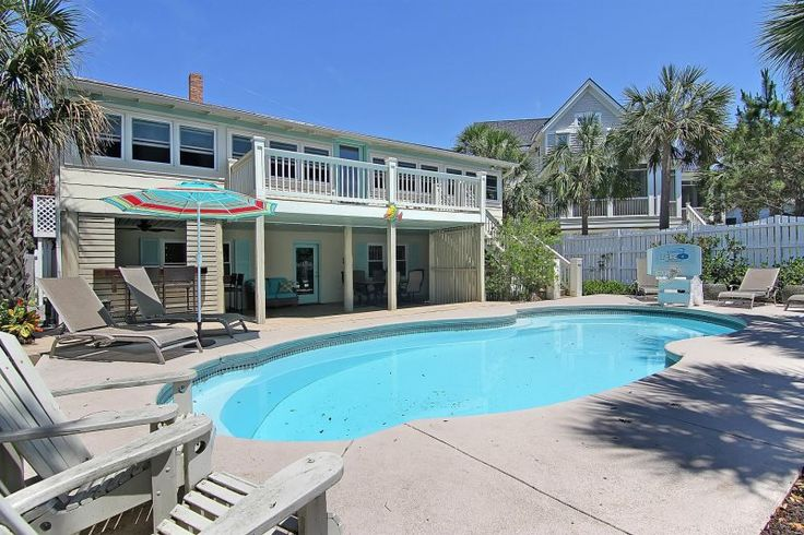 16 best isle of palms vacation rentals images on pinterest