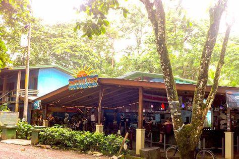 Tortilla Flats Beach Bar   Dominical, Costa Rica