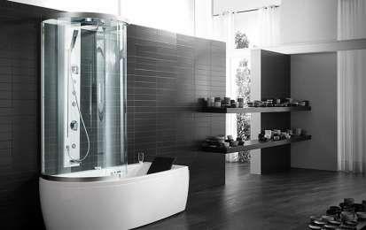 Vasche doccia combinate: da Ideal Standard a Teuco i modelli più belli per il bagno - Quella della vasca doccia combinate è una soluzione altamente prestante sia per chi ama lavarsi velocemente, e sia per chi non può proprio fare a meno di concedersi un bel bagno caldo.