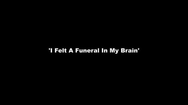 an overview of the poem i felt a funeral in my brain by emily dickinson An introduction to i felt a funeral, in my brain by emily dickinson  the poem is  a staple indickinson's canon and reflects her ability to replicate human.