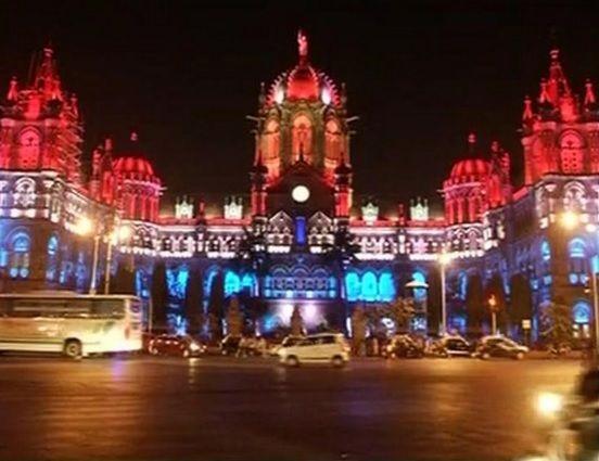 Mumbai's Chhatrapati Shivaji Terminus