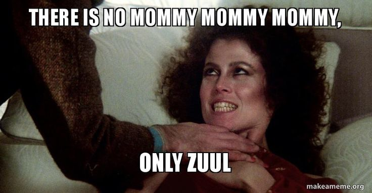 "Only Zuul (""Ghostbusters"")"