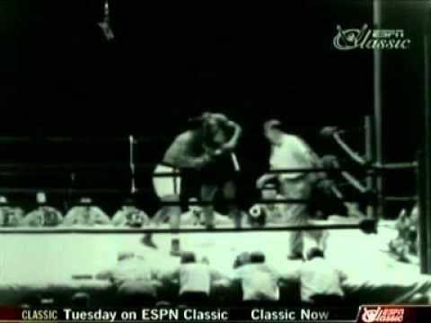 Floyd Patterson vs Tommy 'Hurricane' Jackson II Part 3
