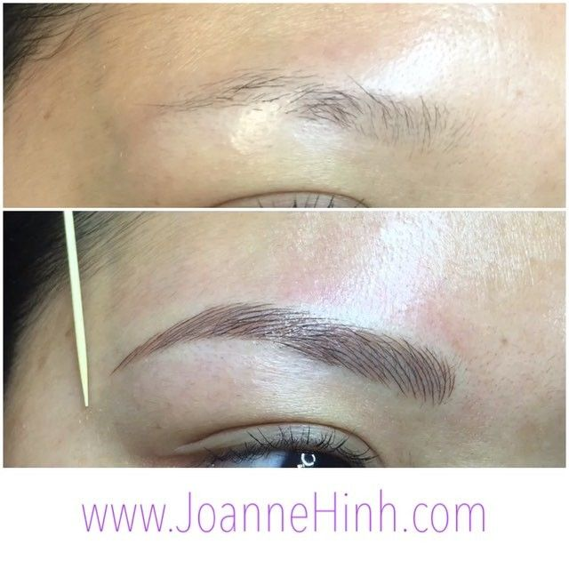 421 best microblading training images on pinterest for Best eyebrow tattoo san diego