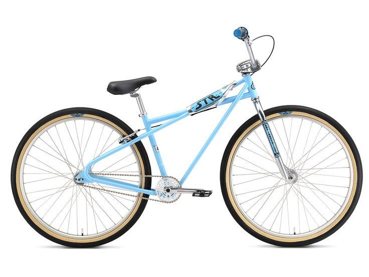 "SE Bikes ""Quadangle STR-29"" 2017 BMX Cruiser Bike - 29 Inch | kunstform BMX Shop & Mailorder - worldwide shipping"