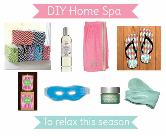 Diy home spa ideas save money by doing a spa at home for 3 day spa