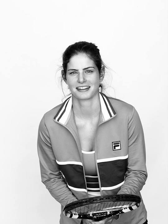 Julia Görges - WTA Portraits by Dewey Nicks for the Women's Tennis Association 2013 #WTA #Goerges