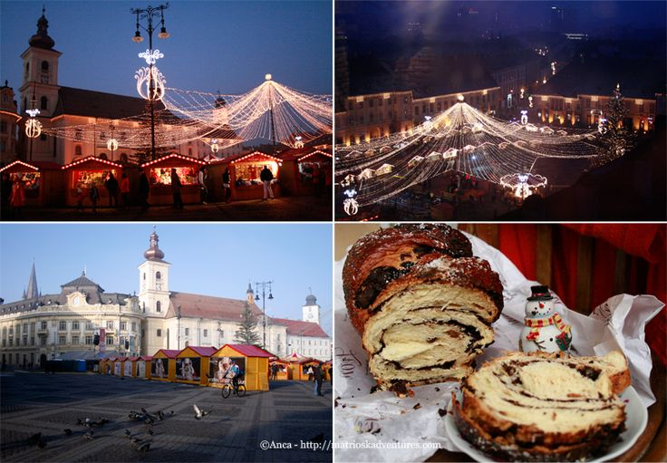 Mercatino di Natale di Sibiu Romania - Travel Sibiu Romania - travel  http://matrioskadventures.com/2014/12/01/il-pittoresco-mercatino-di-natale-di-sibiu-romania/