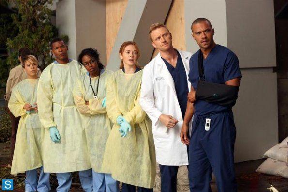 Photos - Grey's Anatomy - Season 10 - Promotional Episode Photos - Grey's Anatomy - Episode 10.01 - Grey's Anatomy - Episode 10 (13)