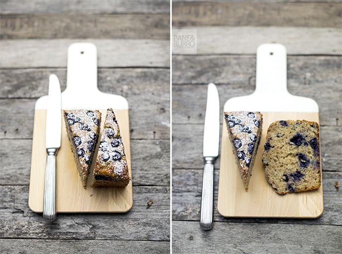 pane&burro: Un cake. Buono. Sano. Leggero. E con le banane (oh...