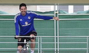 Kyle Lafferty: Northern Ireland can beat anyone at Euro 2016 if I turn up