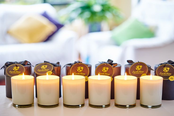 Images — EarthShine Scented Candles