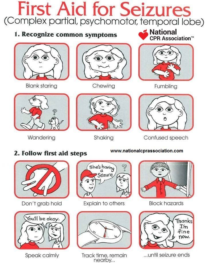 First Aid for Seizures #firstaid #nurse #paramedic #doctor #rn #nationalCPRassociation #nationalCPR