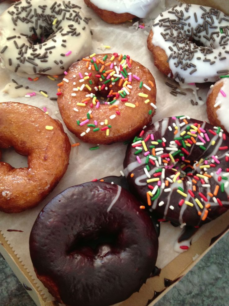 Who loves #OBX donuts?
