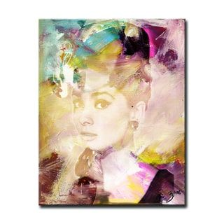 Ready2HangArt Zane 'Abstract X' Canvas Wall Art | Overstock.com Shopping - The Best Deals on Gallery Wrapped Canvas