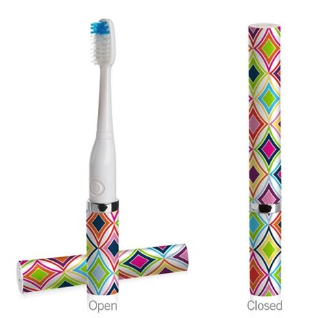 VIOlife Slim Sonic Classic Electric Toothbrush (Free Brush Head and Battery Included)