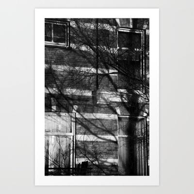 Shadows Art Print by Francesca Vincis - $14.56
