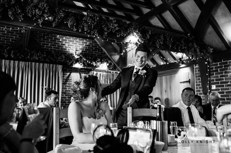 Time for speeches  Copyright - Olly Knight https://www.ollyknightphotography.co.uk/ Kent venue  Kent wedding venue  Weddings South East near London