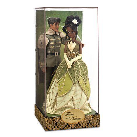 Disney Princess Designer Collection 2014 | New Release! Disney Fairytale Designer Collection Doll – Tiana and ...