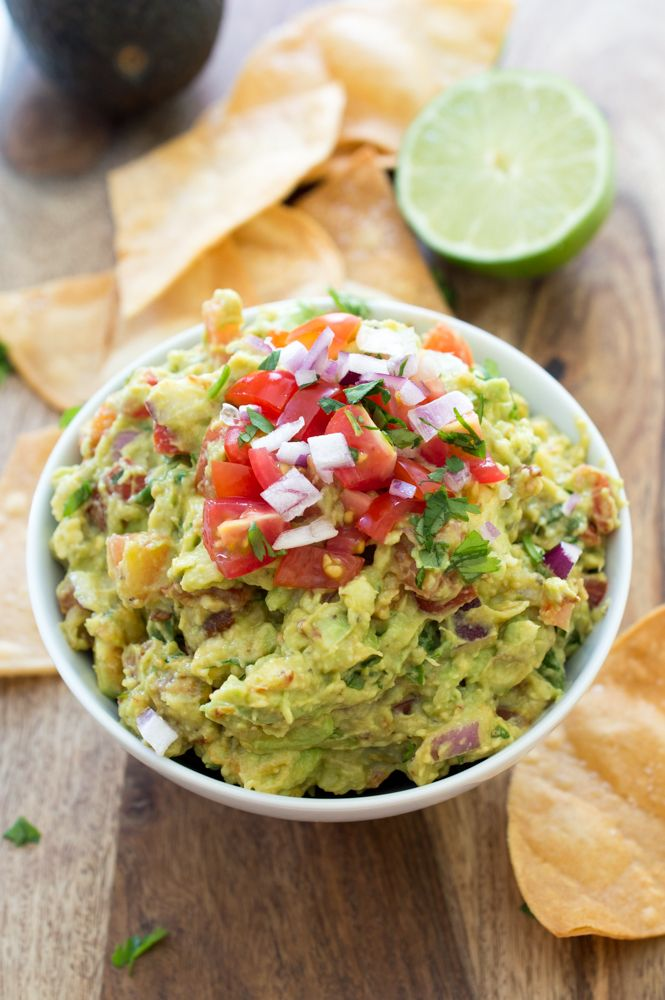 Spicy Chipotle Guacamole. Smokey, spicy and loaded with flavor ...