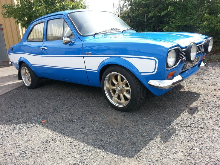 FORD ESCORT MK1 - 2.0 16V - ITS FAST YOU,LL BE FURIOUS IF YOU MISS IT | eBay