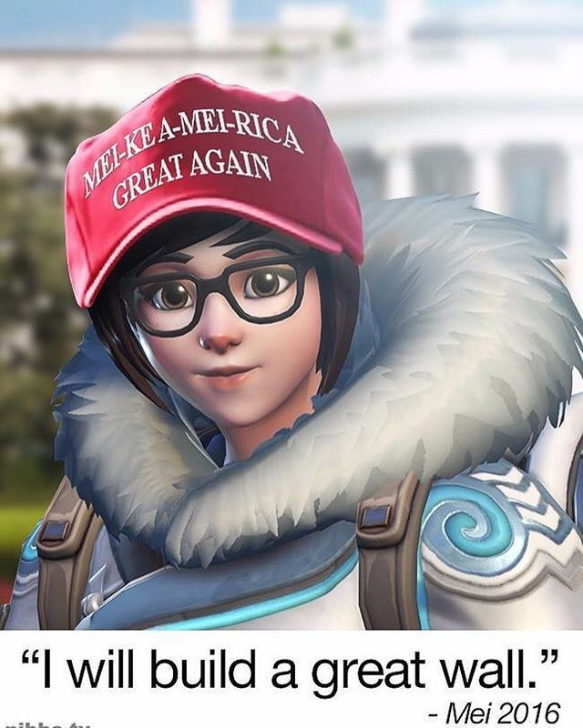 Mei for president 2016