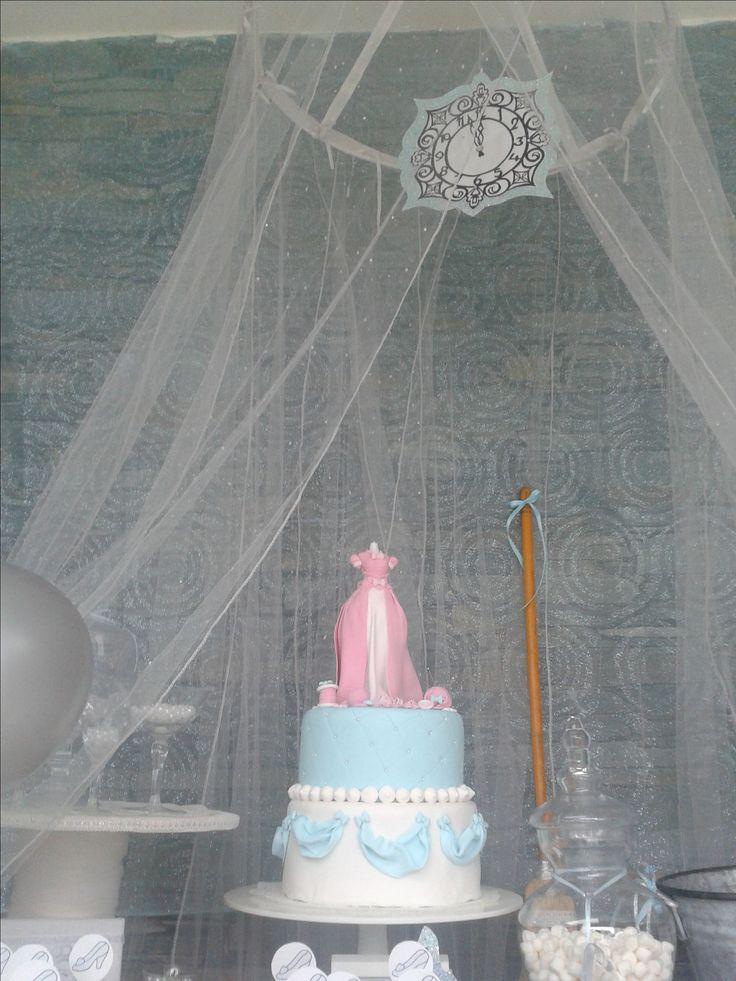 #CinderellaCake Cinderella cake #TortaCenicienta Torta Cenicienta