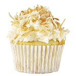 Southern Living College Football cupcakes -  South Carolina: The Mile-High Coconut
