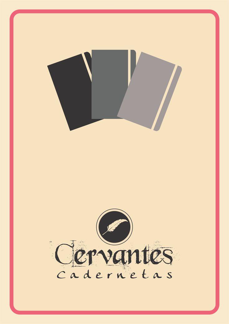 #cervantes #cadernetas #bonitas #criativas