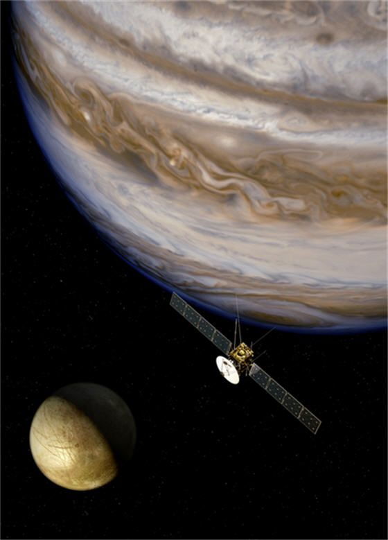 JUICE to explore Jupiter's Icy Moons in 2030