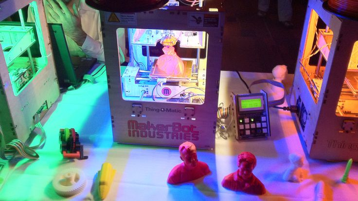 With a number of low-cost 3D printers incoming thanks to crowdfunding, what does this mean for SMBs?