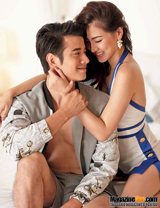 mario maurer and baifern pimchanok relationship tips