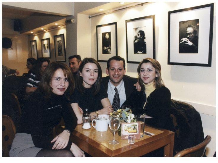 Εγκαίνεια έκθεσης φωτογραφίας που είχα κάνει στο Καφέ Λεωφόρος Νίκη 35 στη Θεσσαλονίκη