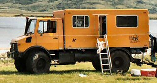 Unimogs and Expedition Campervans for Sale.