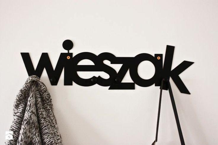 Wieszak wieszak - zdjęcie od Lumikki - Hol / Przedpokój - Styl Skandynawski - Lumikki