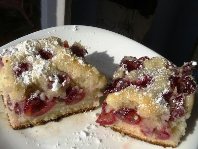 Vegyes saláta: Cseresznyés sütemény