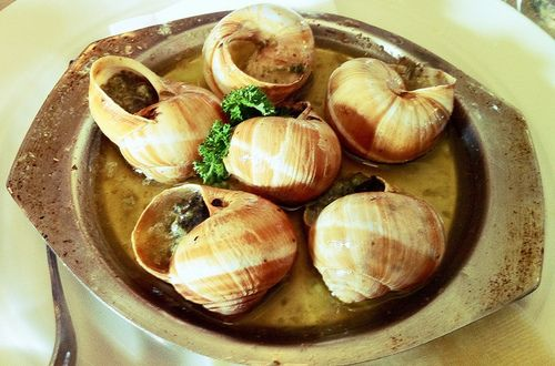 French Escargots